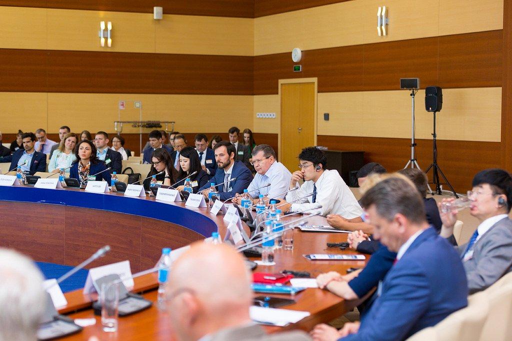 Восточный нефтегазовый форум 2017